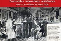 Manifestations - Histoire économique et financière - / Les colloques, séminaires, journées d'études organisés en histoire économique par l'IGPDE et le Comité pour l'histoire économique et financière de la France