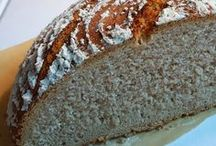 *Brot / Brot, selbst Brot backen - Rezepte