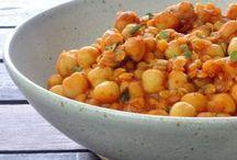 *Suppen, Eintöpfe, Currys / vegetarische Suppen, Eintöpfe, Currys - Rezepte