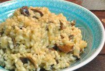 *Risotto, Reisgerichte / vegetarische Risotto und Reisgerichte - Rezepte