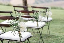 Wedding chair love  / So many wedding chair options to work with every style and budget but not a chair cover in sight... #weddingchairs #weddingchairideas
