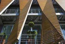Arquitetura/ Architecture  / by Marianna Santoro da Mata