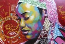 Arte urbana/ Street Art,Urban Art / by Marianna Santoro da Mata