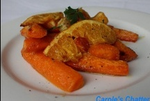 Food on Friday: Carrots and Leeks / For links to Food on Friday on Carole's Chatter