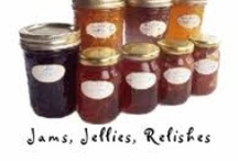 Food on Friday: Jams, Jellies & Relishes