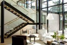 Escadas/ Stairs  / by Marianna Santoro da Mata
