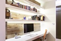 Home office / by Marianna Santoro da Mata