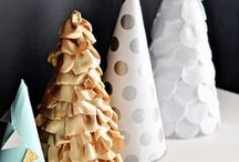 N o e l / All about Christmas trees, decorations and atmosphere