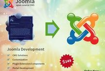 PSD to Joomla / Convert PSD file to HTML and integrate to Jommla a content management system.