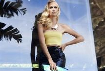 Mohito SS13 / A trip to the glamorous City of Angels – Los Angeles – will introduce you to the world of the latest Mohito photo session. The big-city, feminine look is the essence of the spring-summer 2013 season.