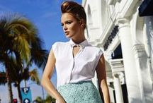 Lookbook spring 2013 / For spring 2013 Mohito gives every woman the opportunity to find inspiration in a collection with which she can determine her own style.