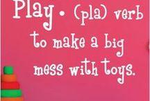 """Play"" design ideas"