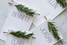 DIY Wedding details