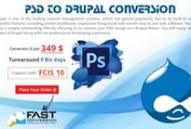 PSD To Drupal / Drupal is an open source content management framework which is written in PHP. Drupal shares aspects of web application framework and a content management system so it is called content management framework.