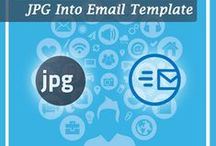 Psd To Email Template / Email template are those which we use for sending email marketing. These templates are designed in such way where you can show your brand as well as focus on call to action.