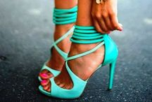 Shoes!!!!!! / These shoes are made for walking !