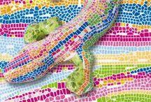 Filigranes aus Papier / Ob Quilling, Pappmaché, Flechten oder Falten ... Papier ist praktisch, vielseitig und in allen Farben erhältlich.