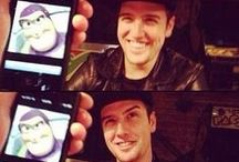 Logan Henderson / He is my maaaaan love you bae