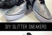 brilliant shoe DIY idea