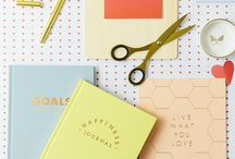 STATIONERY / because you can never have too much stationery, right?!