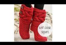 Booties &bSlippers ...