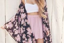 Imaginary closet. (2) / Wonderful outfits for every style.