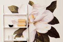Murals & Interior Design