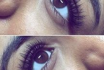 Eyelash Extensions / Nouveau Lashes treatments, including Extend, SVS and Volume lashes. #lashextensions #lashes #beauty