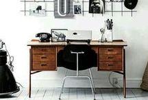Interiors: Workspaces / Dream designs!