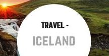 Travel- Iceland / Travel inspiration for Iceland. Things to do and see, itinerary guides, road trips, northern lights, scuba diving, the golden circle, food and drink. Including Reykjavik.