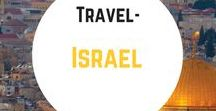 Travel- Israel / Travel inspiration for Israel. Including travel guides, itinerary information, what to do, where to stay, what to eat. Tel Aviv, Jerusale, The Dead Sea and more!
