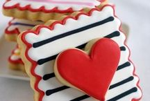Valentines Day Recipes/Crafts/Fun / by Cara James