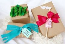Gift Wrapping Made Fancy! / by Yolanda Sopranos