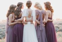 Purple Weddings / Ideas for weddings with a purple color theme