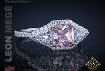 Colorful Engagement Rings / Engagement rings with colored stones