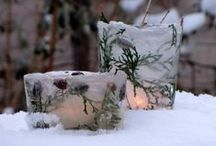 Winter Crafts & Food - Ideas / by Yolanda Sopranos