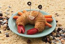 Kid Food - School Lunch / by Yolanda Sopranos