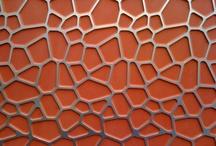 patterns / patterns, textures en lines, both 2D & 3D