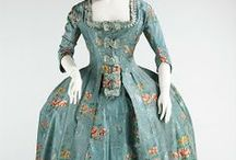18th Century Dress / Garments from museums and historical societys, accessory objects, paintings and secondary sources about 18th century dress, mostly women's and children's.
