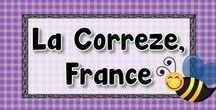 La Correze, France