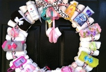 baby shower ideas / by Christina Fisher