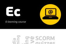 [Ec] E-learning course / E-learning course is a structured electronic content resource that is used for the individual development of one's own competence. It can be used either as a stand-alone material or as a part of a larger development process involving diversified forms (blended learning).