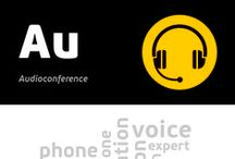 [Au] Audioconference / Audioconference (teleconference) is a voice connection between at least three persons. It allows to make a group conversation via telecommunication links (either stationary or mobile).  Unlike a videoconference (that also allows to transmit the video between interlocutors) its participants can communicate with the use of voice only. The educational purpose of audioconferences is to provide a substitute for meetings, exchange of views or discussion.