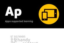 [Ap] Apps-supported learning / App-supported learning are mechanisms of learning supported by applications made for mobile devices (apps). They are valuable while giving information and developing knowledge or skills, mostly because they are personalizable and able to give certain process a context (for example through geolocalization) and also interactivity and kinesthetisity of actions. Another advantage is learning through games in school education.