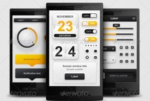 ▲ Design / Mobile design / by EstudioIndex Visual Communication