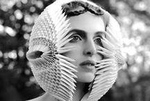 Beauty/Headdress / by Vara Pappas