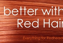 Redhead Pride Facebook Cover Pictures / Share your Ginger Pride on Facebook with this collection of Cover Pictures. View all the cover pictures at Everything for Redheads http://bit.ly/Xb2hIG