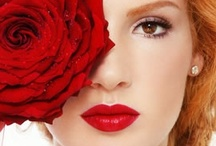Redhead Make Up / It can be difficult to get good make up as a redhead, with pale skin, freckles and sensitivity to name a few issues. We share the  tips and tricks that are perfect for redheads here / by Everything for Redheads