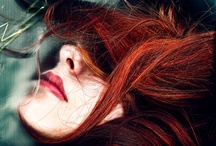 Red Heads / by Norma