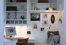 Home | Closet Office / by Melissa Lorenzi